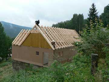 Fertig-Haus Holzhaus